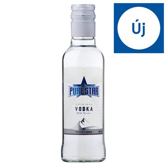 Pure Star Original vodka 37,5% 200 ml