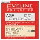 Eveline Cosmetics Age Therapist 55+ Anti-Wrinkle Cream-Serum 50 ml