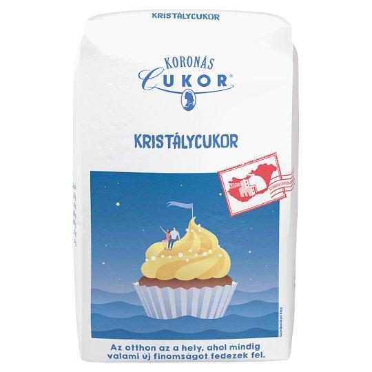 Koronás Cukor Granulated Sugar 1000 g