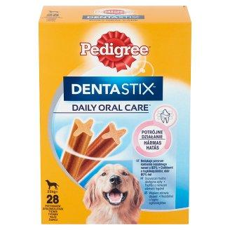 Pedigree DentaStix Complementary Pet Food for 25 kg+ 4 Months+ Dogs 28 pcs 1080 g