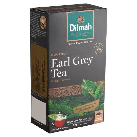 Dilmah Earl Grey szálas aromás fekete tea 125 g