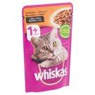 Whiskas 1+ teljes értékű nedves eledel felnőtt macskáknak baromfival mártásban 100 g