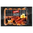 Zimbo Premium sajtos grillkolbász 300 g