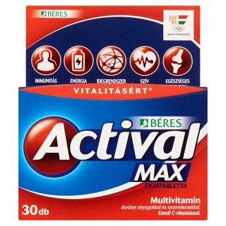 Béres Actival Max Tablets 30 pcs 49,2 g