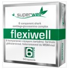 Superwell Flexiwell Dietary Supplement Capsules with Shark Cartilage 54 pcs 44 g
