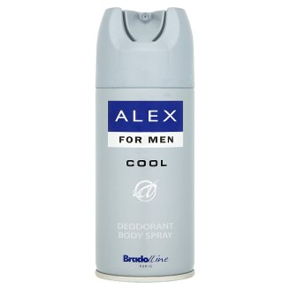 Alex for Men Cool dezodor 150 ml