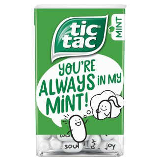 Tic Tac 100 Mint Flavoured Candies 49 g