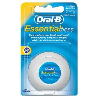 Oral-B Essential Dental Floss Mint 50m