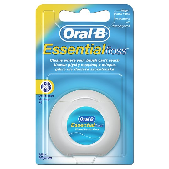 Oral-B Essential Mentolos Fogselyem, 50 m