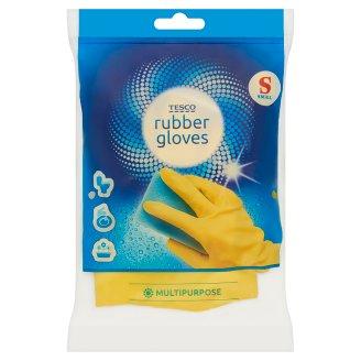 Tesco Rubber Gloves S