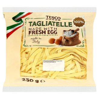 Tesco Tagliatelle szélesmetélt tojásos tészta 250 g