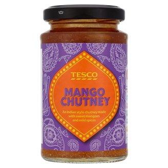 Tesco Slightly Hot Spicy Mango Chutney 230 g