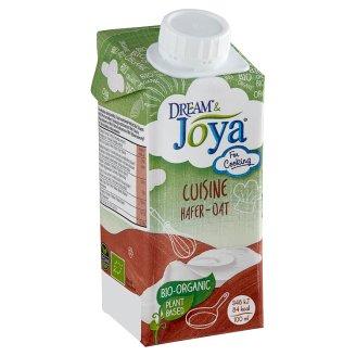Joya Oats Organic UHT Oat Cream for Cooking 200 ml