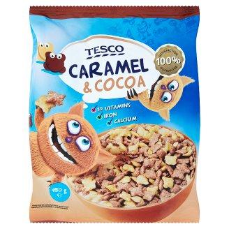 Tesco Caramel & Cocoa 450 g