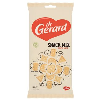 Dr Gerard Sightly Salted Snack Mix 250 g