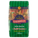 Gyermelyi Vita Pasta Vegetable Spindle Durum Wheat Dry Pasta 500 g