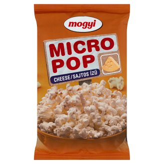 Mogyi Micro Pop Microwave Popping Corns with Cheese Flavour 100 g