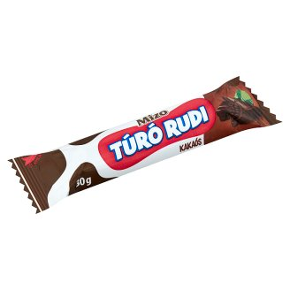 Mizo Top Cocoa Cottage Cheese Dessert with Cocoa Coating 30 g