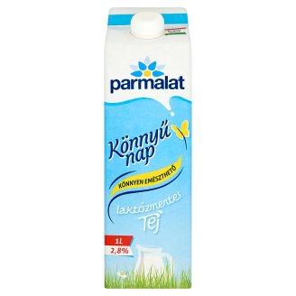 Parmalat Könnyű Nap laktózmentes félzsíros tej 2,8% 1 l