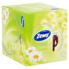Zewa Deluxe Camomile illatos dobozos papír zsebkendő 3 rétegű 60 db
