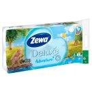 Zewa Deluxe Winter Wonderland toalettpapír 3 rétegű 8 tekercs