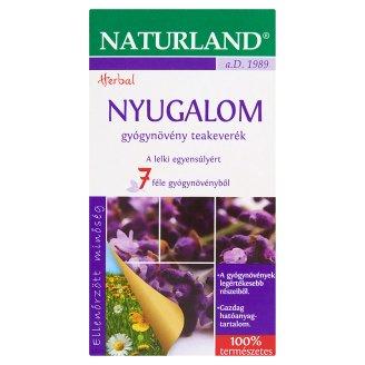 Naturland Herbal Nyugalom Herbal Tea 20 Tea Bags 30 g