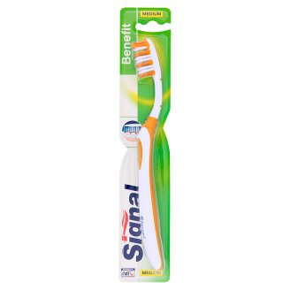 Signal Benefit Medium Toothbrush