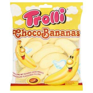 Trolli banánhab csokoládéval töltve 150 g