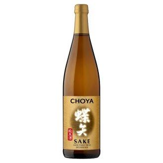 Choya Sake japán rizsbor 14,5% 0,75 l