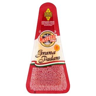 Castelli Grana Padano Semi-Fat Hard Cheese 125 g