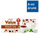 Tesco Value Filtered Black Tea 100 Tea Bags 150 g