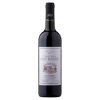 Tesco Finest Chateau Font Bonnet Médoc vörösbor 12,5% 750 ml