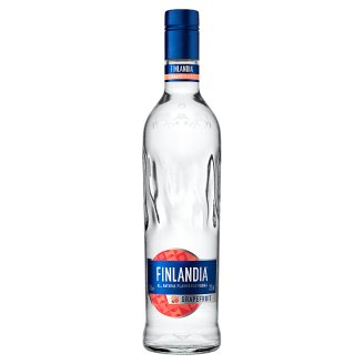 Finlandia Grapefruit Flavoured Vodka 37,5% 0,7 l