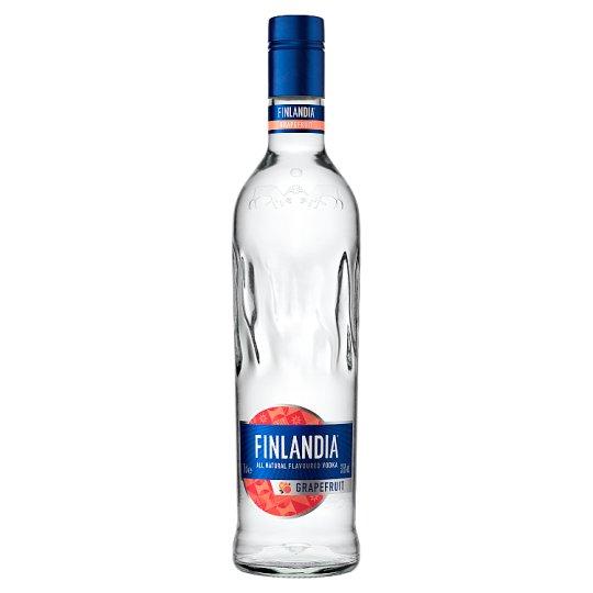 Finlandia grapefruit ízű vodka 37,5% 0,7 l