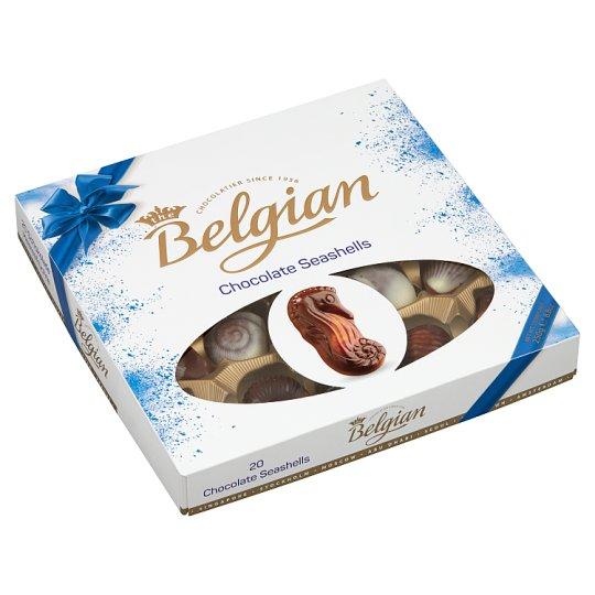 Belgian Seashells belga csokoládé praliné 250 g