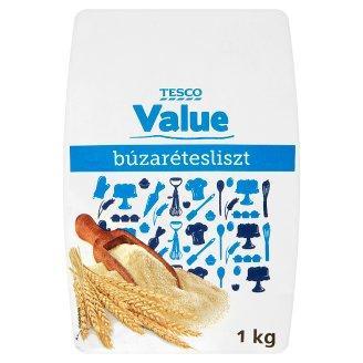 Tesco Value Wheat Pastry Flour 1 kg