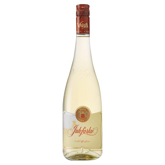 Varga Juhfarkú Dry White Wine 11,5% 0,75 l