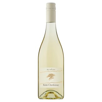 Nyakas Budai Chardonnay Dry White Wine 12% 750 ml