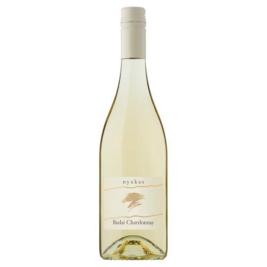 Nyakas Budai Chardonnay száraz fehérbor 12% 750 ml