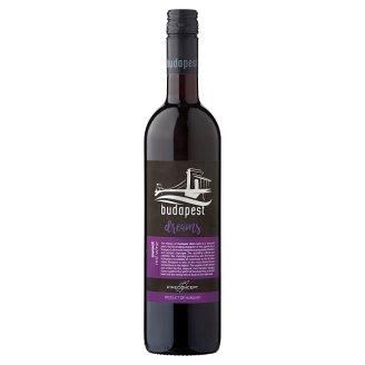 Wine Concept Budapest Dreams Felső-Magyarországi Medina édes vörösbor 11% 0,75 l
