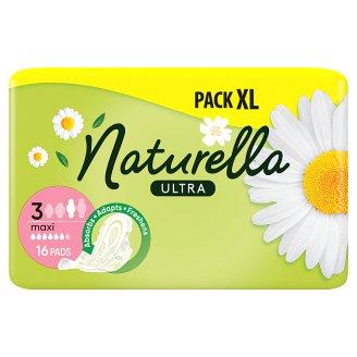Naturella Ultra Maxi Camomile Egészségügyi Betét, 16 db