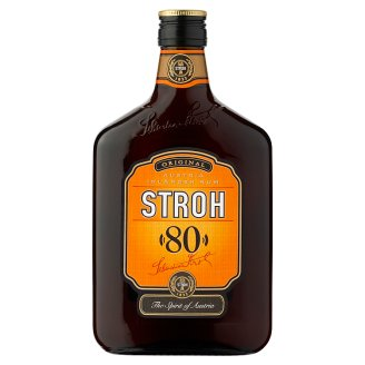 Stroh Original Spirit Drink 80% 0,5 l