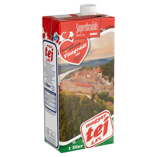 Magyar Tej UHT tej 2.8% 1 l
