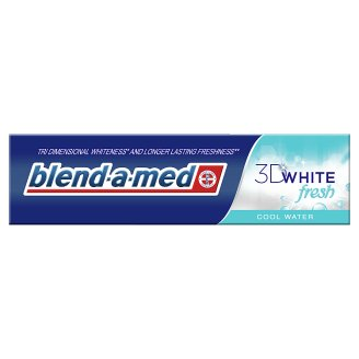 Blend-a-med 3DWhite Fresh Cool Toothpaste 100ml