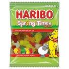 Haribo Spring Time Friends gyümölcsízű gumicukorka habosított gumicukorkával 180 g