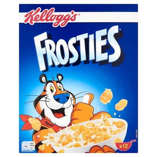 Kellogg's Frosties cukormázzal bevont kukoricapehely 375 g
