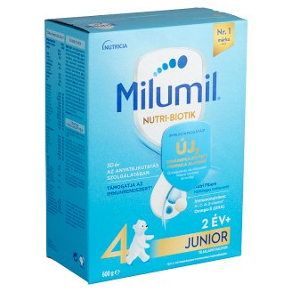 Milumil Junior 2+ Kids Drink 2+ Years 600 g
