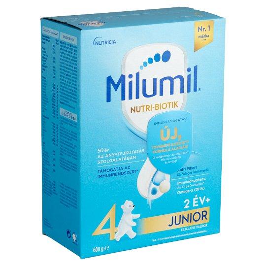 Milumil Junior 2+ gyerekital 2 éves kortól 600 g