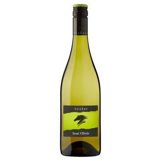 Nyakas Budai Irsai Olivér Dry White Wine 11,5% 750 ml