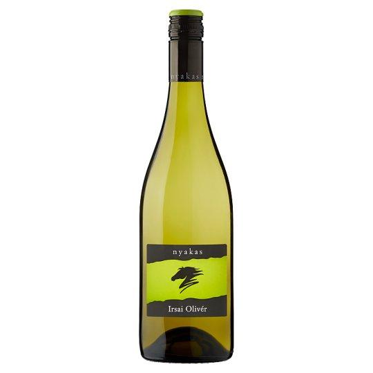 Nyakas Irsai Olivér Dry White Wine 11% 750 ml